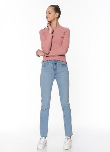 Levi's® 219670003 Crew Rib Sıfır Yaka Triko Kadın Sweatshirt Renkli